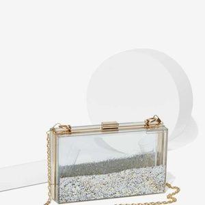 Skinnydip London Crystal Clear Crossbody Bag